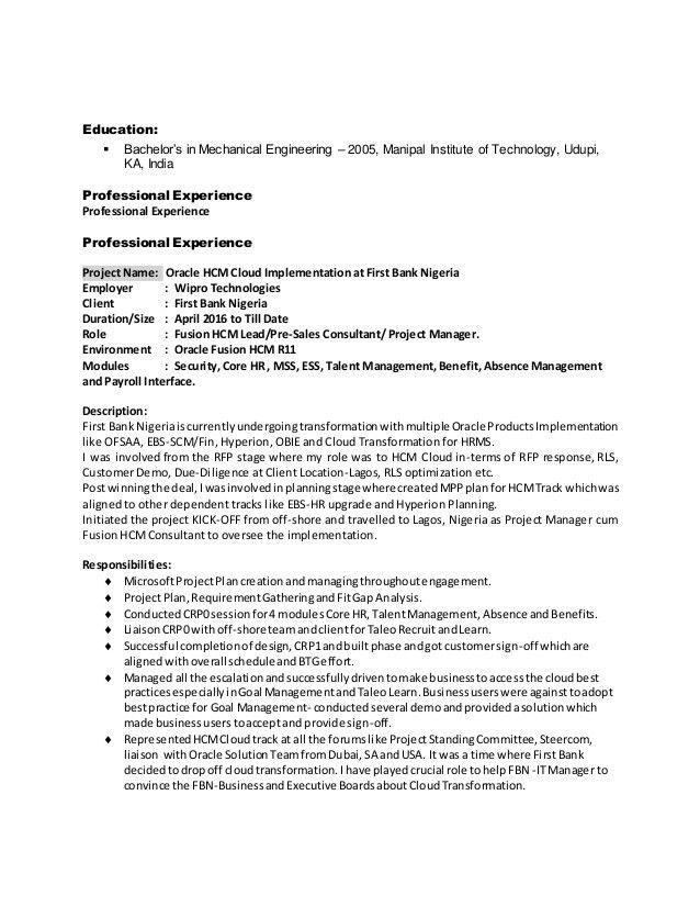 Alok Kumar Suraj_Oracle HCM Cloud Resume