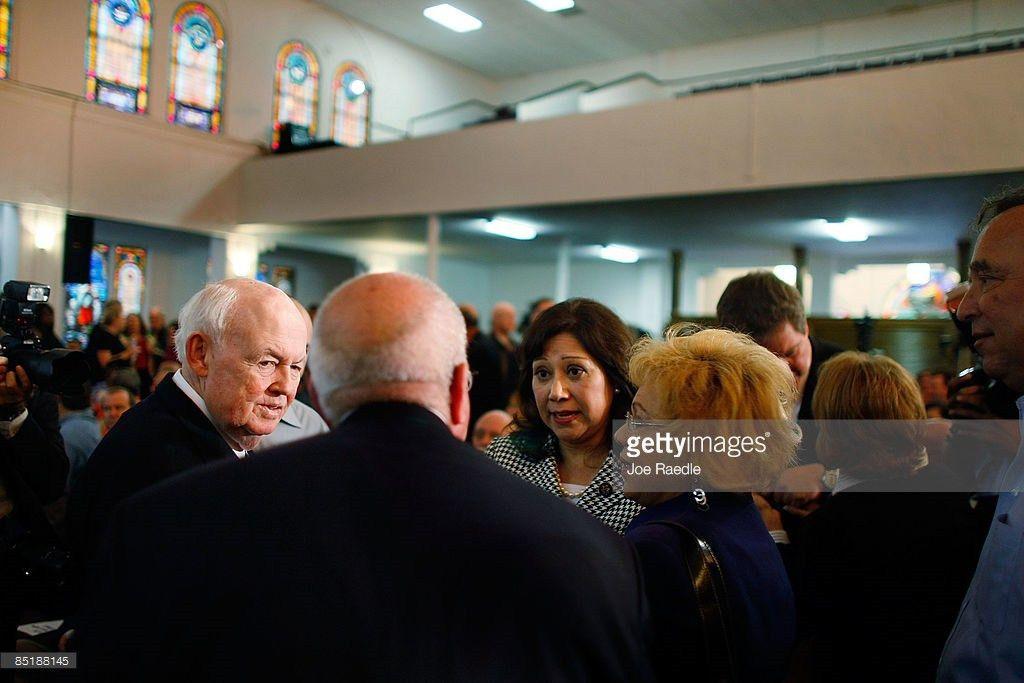 Labor Secretary Hilda Solis Holds A Community Forum With Head Of ...