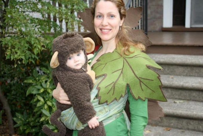 Cute Halloween costumes for babywearers - I Am Not The Babysitter ...