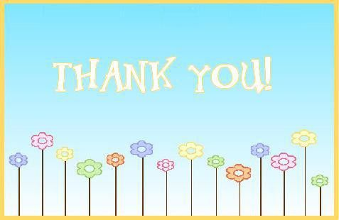 Thank You Card: Collection Images Thank You Card Templates Thank ...