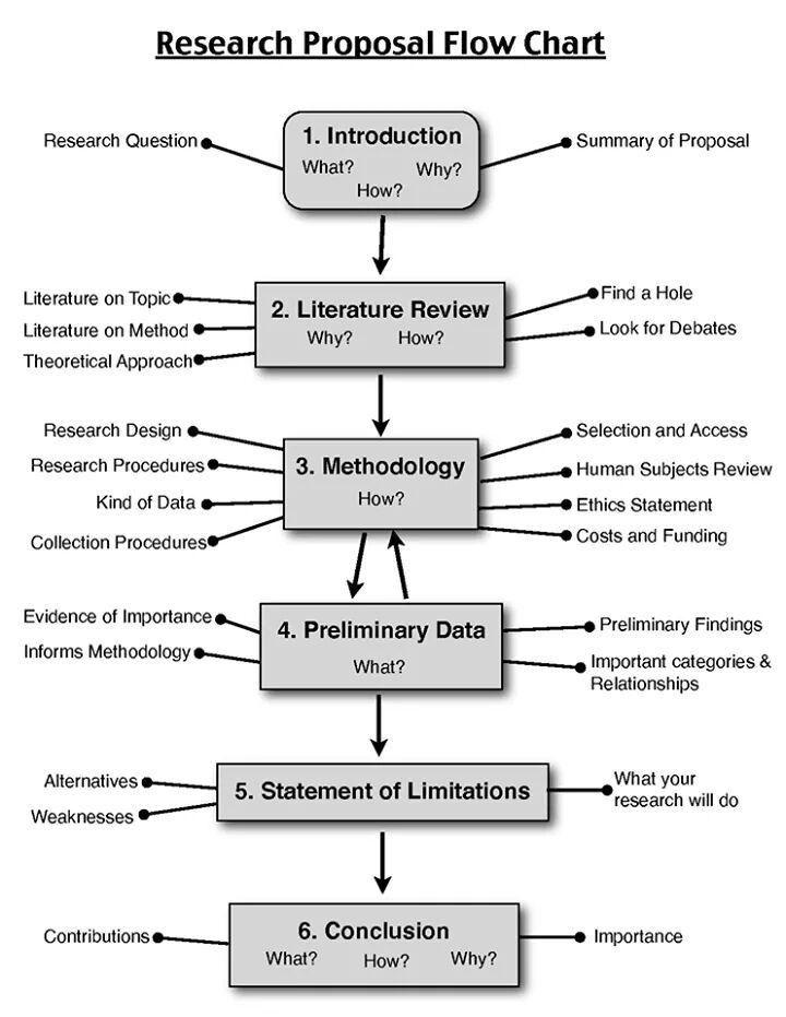 Undergraduate research proposal example – Apreender