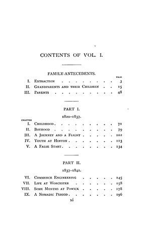 An Autobiography, vol. 1 - Online Library of Liberty