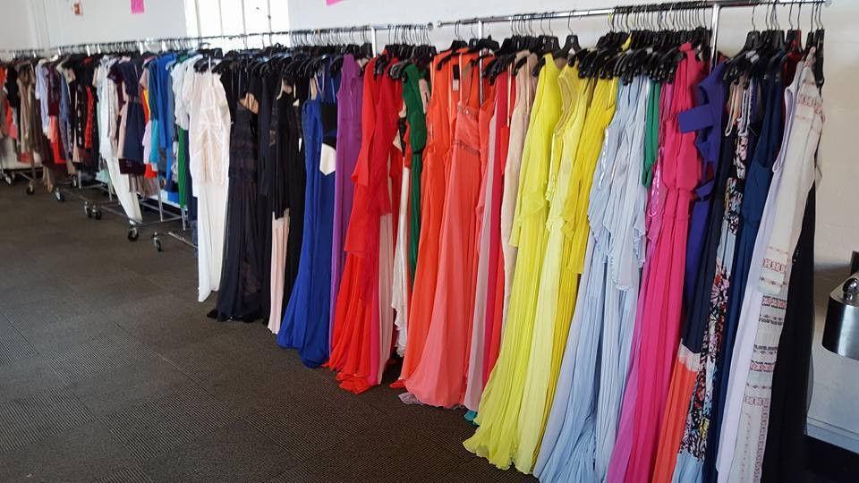 BCBG Warehouse Sale Extravaganza at Fort Mason Center in San ...
