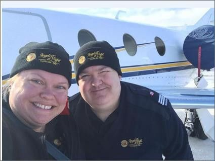 Air Ambulance Service - Angels of Flight Canada Inc