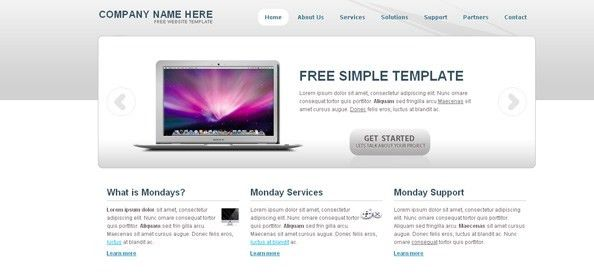Free Website CSS Templates, Business Templates, Corporate ...
