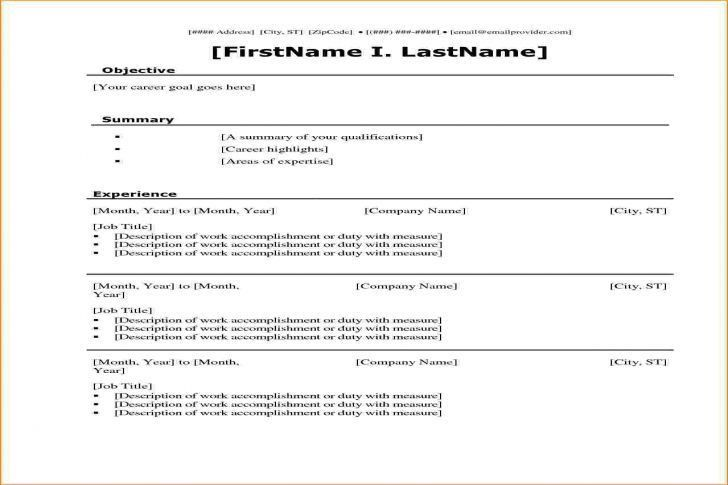 Microsoft Office 2010 Resume Templates | Research Plan Example