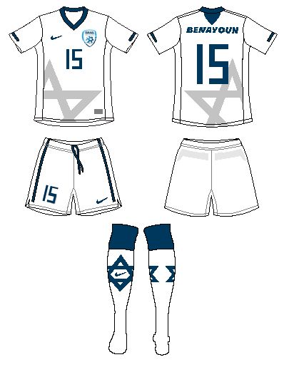Testing Out My Nike Soccer Template For Paint - Concepts - Chris ...