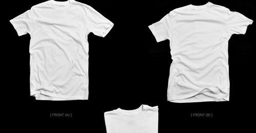 A Collection of Free T Shirt Templates - blueblots.com