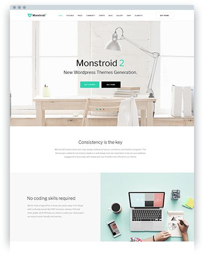 WordPress Themes - 2017's Best WordPress Templates | TemplateMonster
