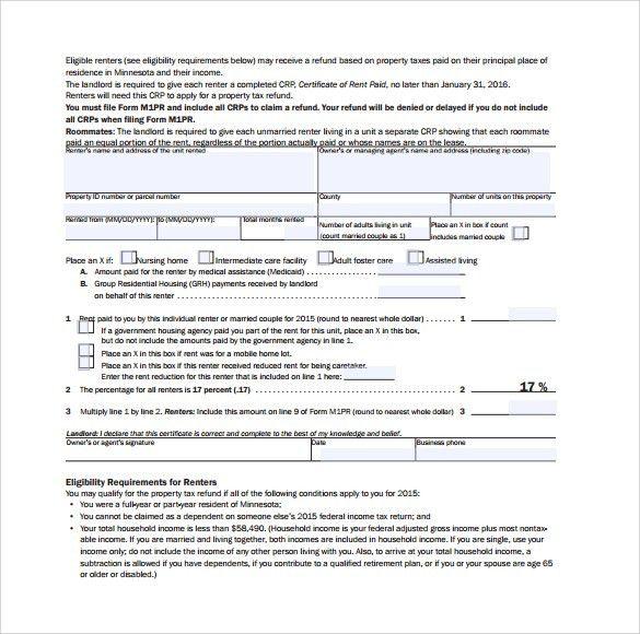 Pay Certificate Sample [Template.billybullock.us ]