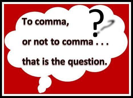 The Comma Splice - Lessons - Tes Teach