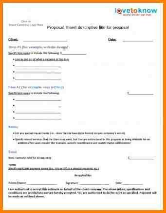 10+ business proposal template sample | attorney letterheads