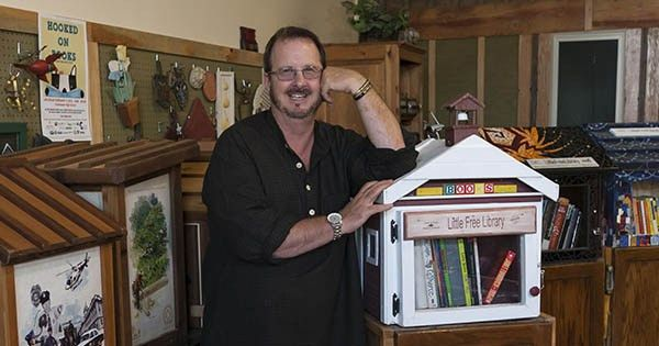 People of Little Free Library | Little Free Library