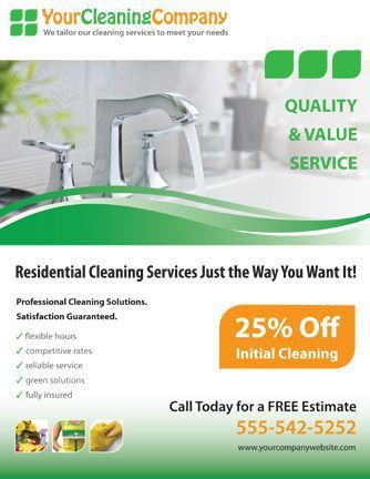 15 best Cleaning Flyers images on Pinterest | Flyers, Cleaning ...