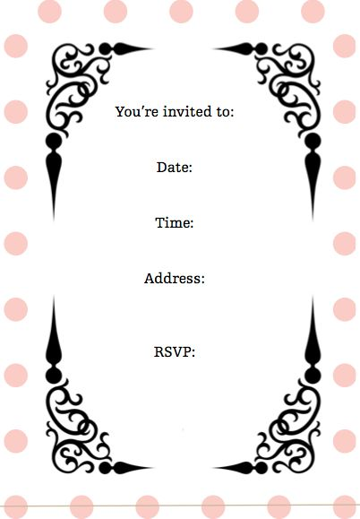 11Th Birthday Invitations | futureclim.info