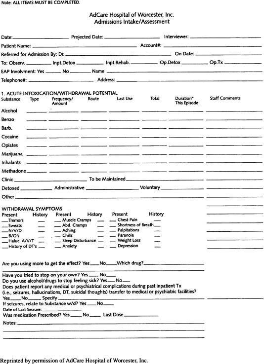Biopsychosocial Assessment Template. Social Work Biopsychosocial ...