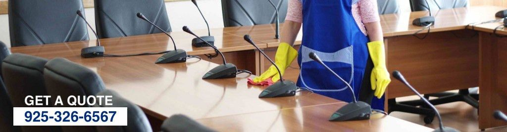 1 Commercial Cleaning Services in Pleasanton, Dublin, San Ramon ...