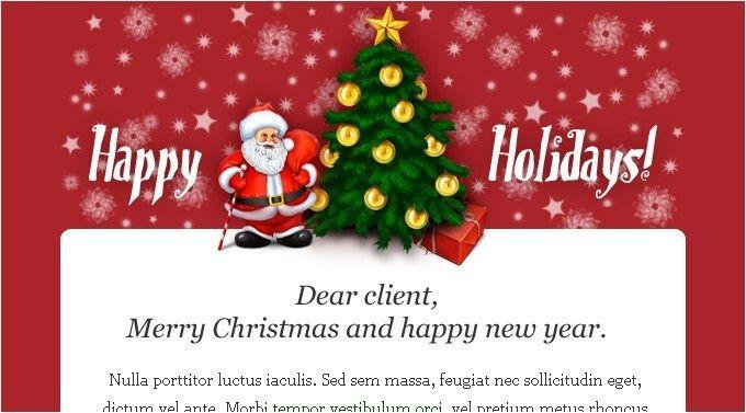 Christmas E Card Template. e cards acu australian catholic ...