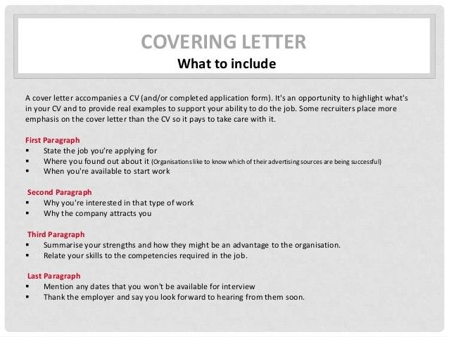 Download Whats A Covering Letter | haadyaooverbayresort.com