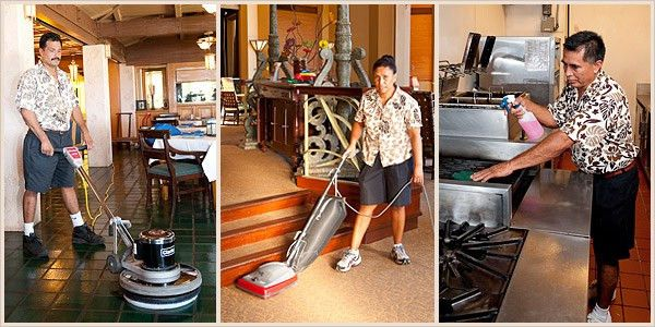 P.W.C. | People Who Clean | Hawaii's Full Service Cleaning Company