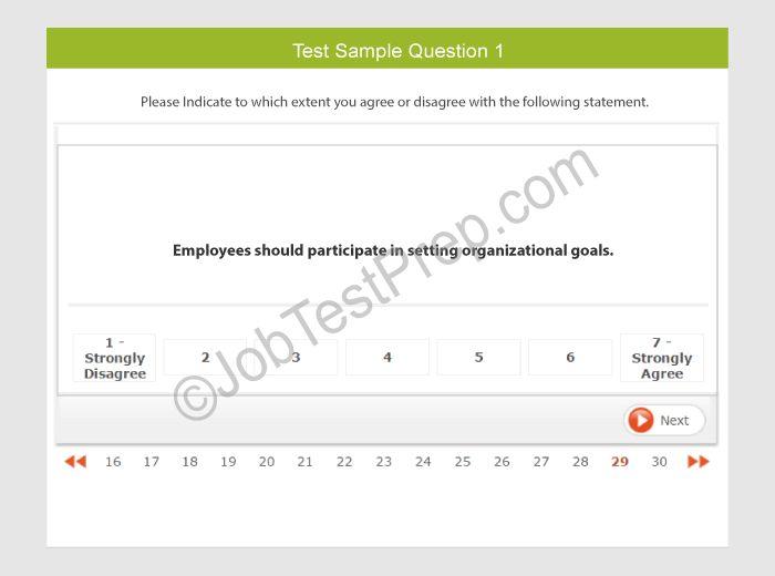 MMPI & MMPI 2 Online Test Preparation - JobTestPrep