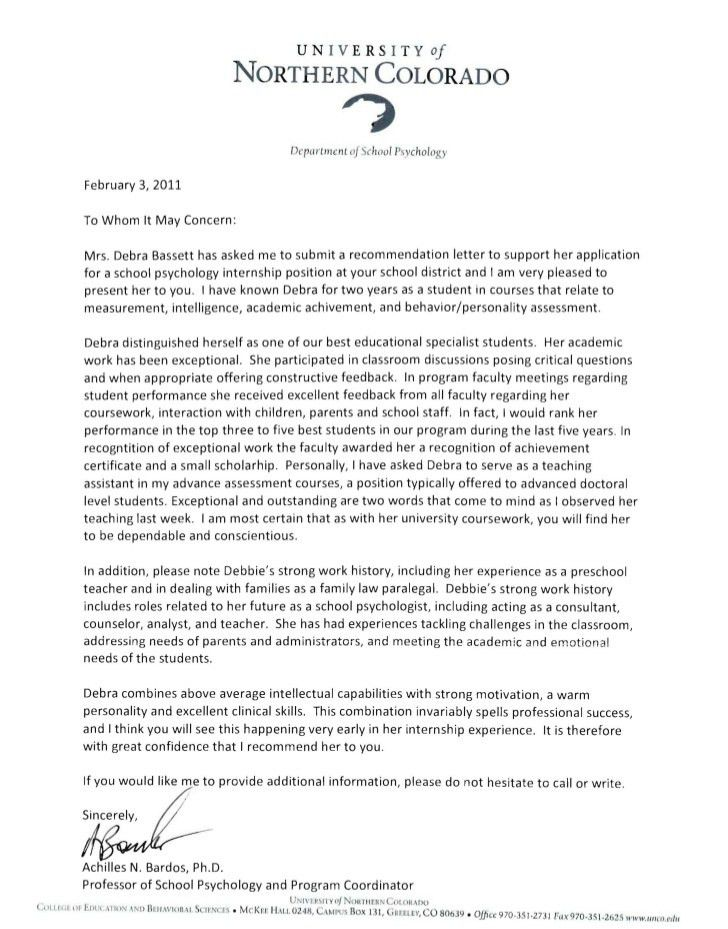 Reference Letter For School Secretary - Huanyii.com