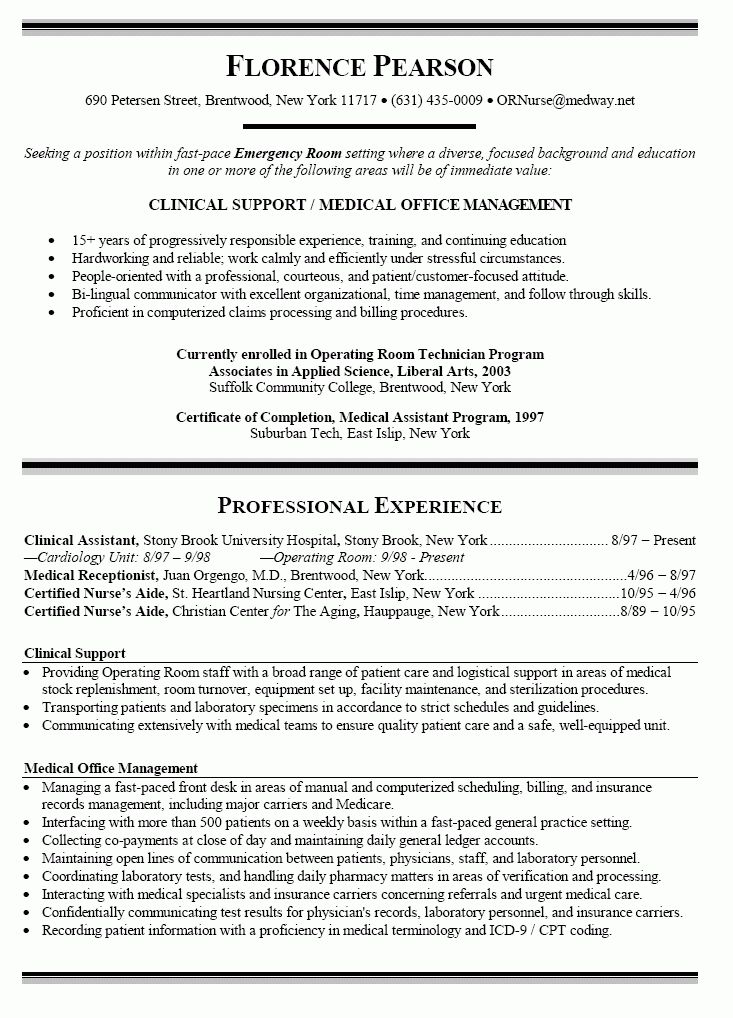 rn resume best 25 registered nurse resume ideas on pinterest free ...