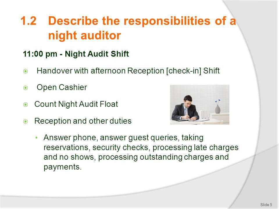 pretty job description for night auditor images gallery front