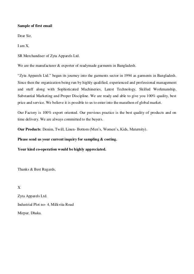 My Internship Report