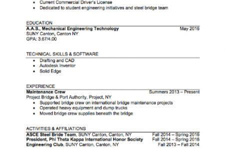 electrical engineering student resume sample resume electrical dkm ...