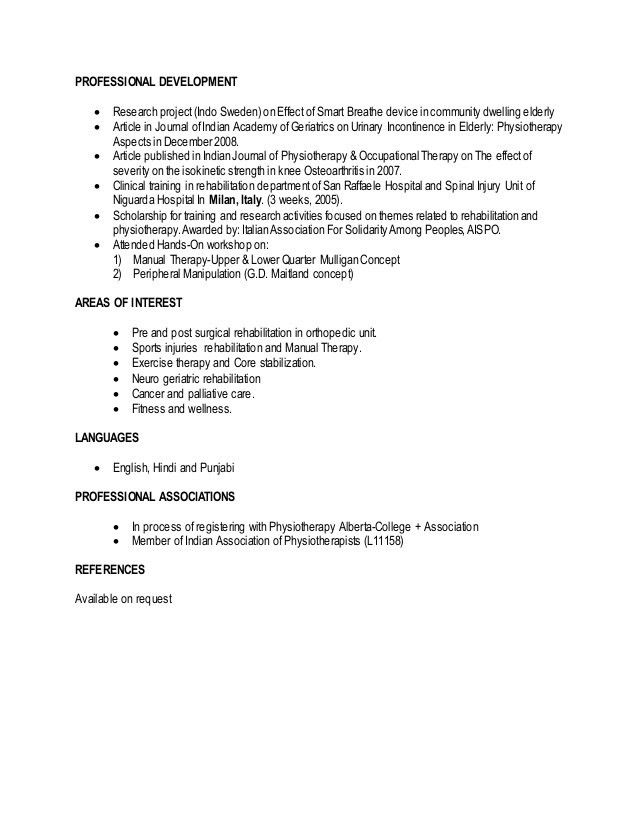 Shilpa cover letter + ortho Resume