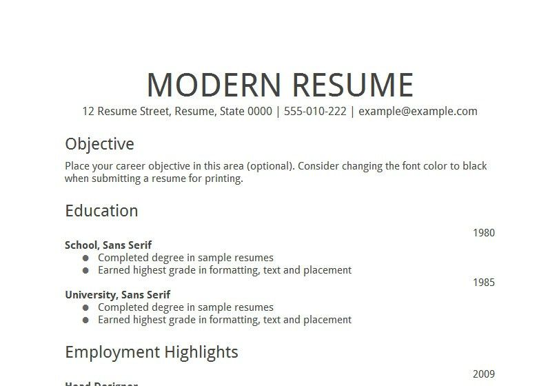 Resume Objectives Writing Tips. Resume Tips, Profile Statement ...