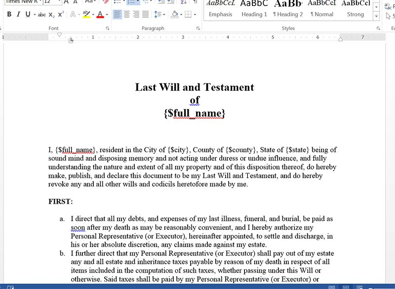 Build Your Own Do-It-Yourself Legal Document Generator | WebMerge
