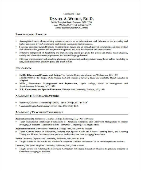 25+ Resume Formats in PDF | Free & Premium Templates