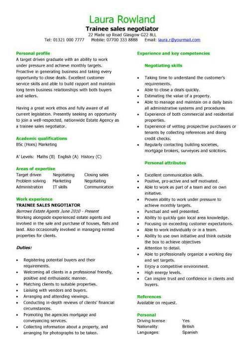 sales cv template, sales cv, account manager, sales rep, cv ...