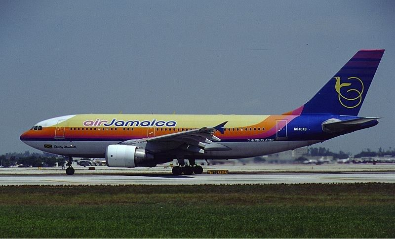File:Air Jamaica Airbus A310 KvW-1.jpg - Wikimedia Commons