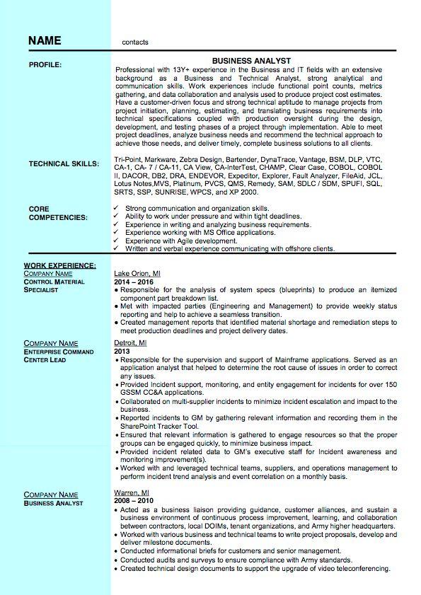 Resume Samples - Basic to Professional | ResumeYard