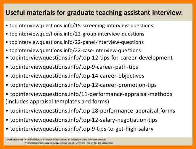 7+ teaching assistant application form examples   joblettered