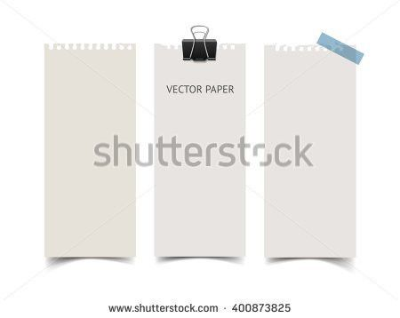 Notepaper Stock Images, Royalty-Free Images & Vectors | Shutterstock