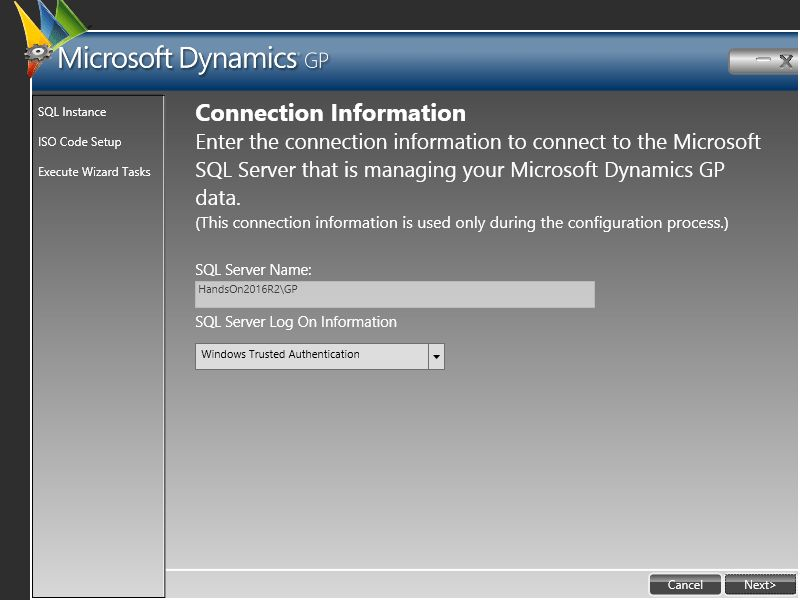 Hands On With Microsoft Dynamics GP 2016 R2: Configure Web ...