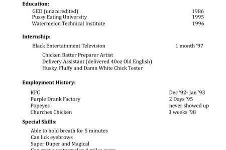 Wave DJ Resume / Press Kit Resumes Stationery, Radio DJ Resume ...