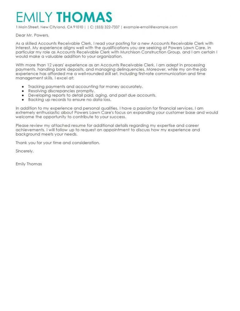 Accounts Payable Coordinator Cover Letter Resume - Schoodie.com
