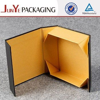Collapsible Custom Design Packaging Paper Box Template - Buy ...
