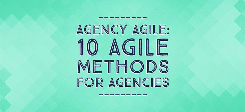 Agency Agile: 10 Agile Methods For Agencies - The Digital Project ...
