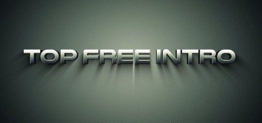 After Effects Intro Template - Break Apart | topfreeintro.com