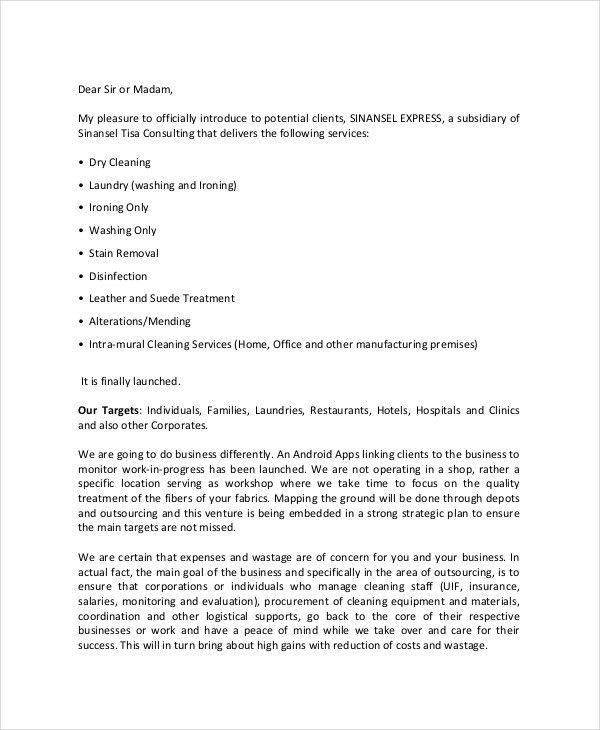 Business Proposal Letter Doc. Cover Letter Company - Proposal ...