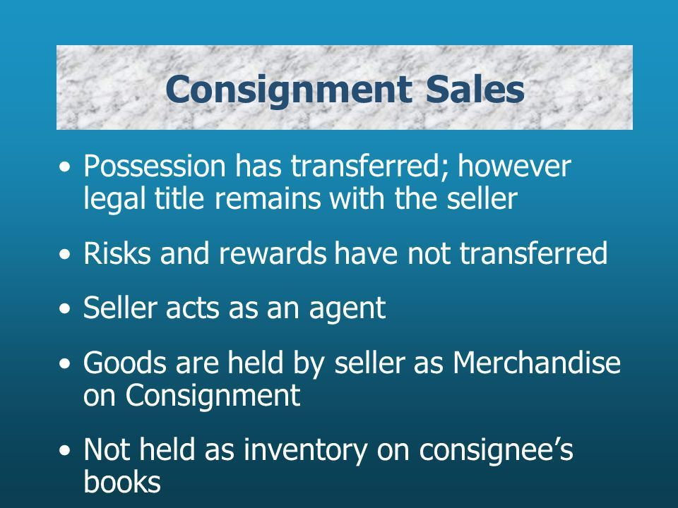 Consignment Legal Definition, 13 things thrift and consignment ...