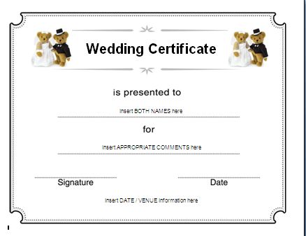 Award Certificate Template | Word Templates