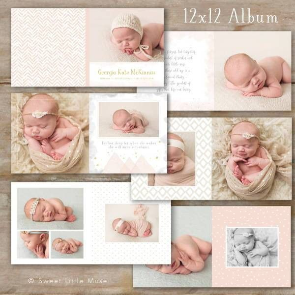 8+ Baby Album Templates - Free PSD, EPS, AI, Format Download ...