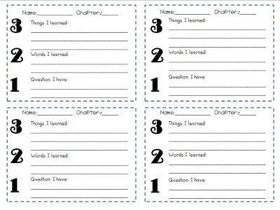 93 best exit tickets images on Pinterest | Exit tickets, Exit ...